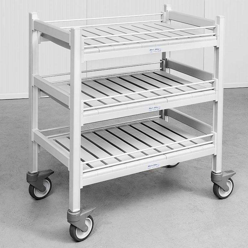aluminium-trolley